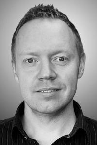 Stewart Darkin - Journalist