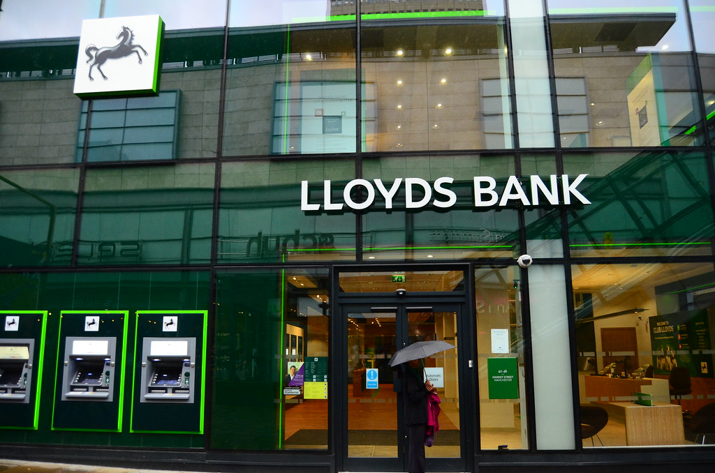 Lloyd's banking group aims to tackle problematic gambling