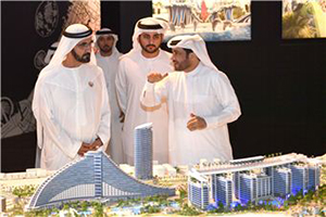 UAE PM briefed on mega-resort
