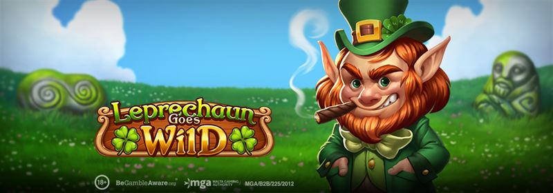 Play'n GO launch Leprechaun Goes Wild
