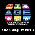 AGE 2018 - Australasian Gaming Expo