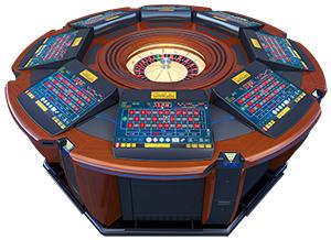 Electronic blackjack game