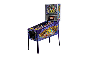 Stern teams with Aerosmith for pinball