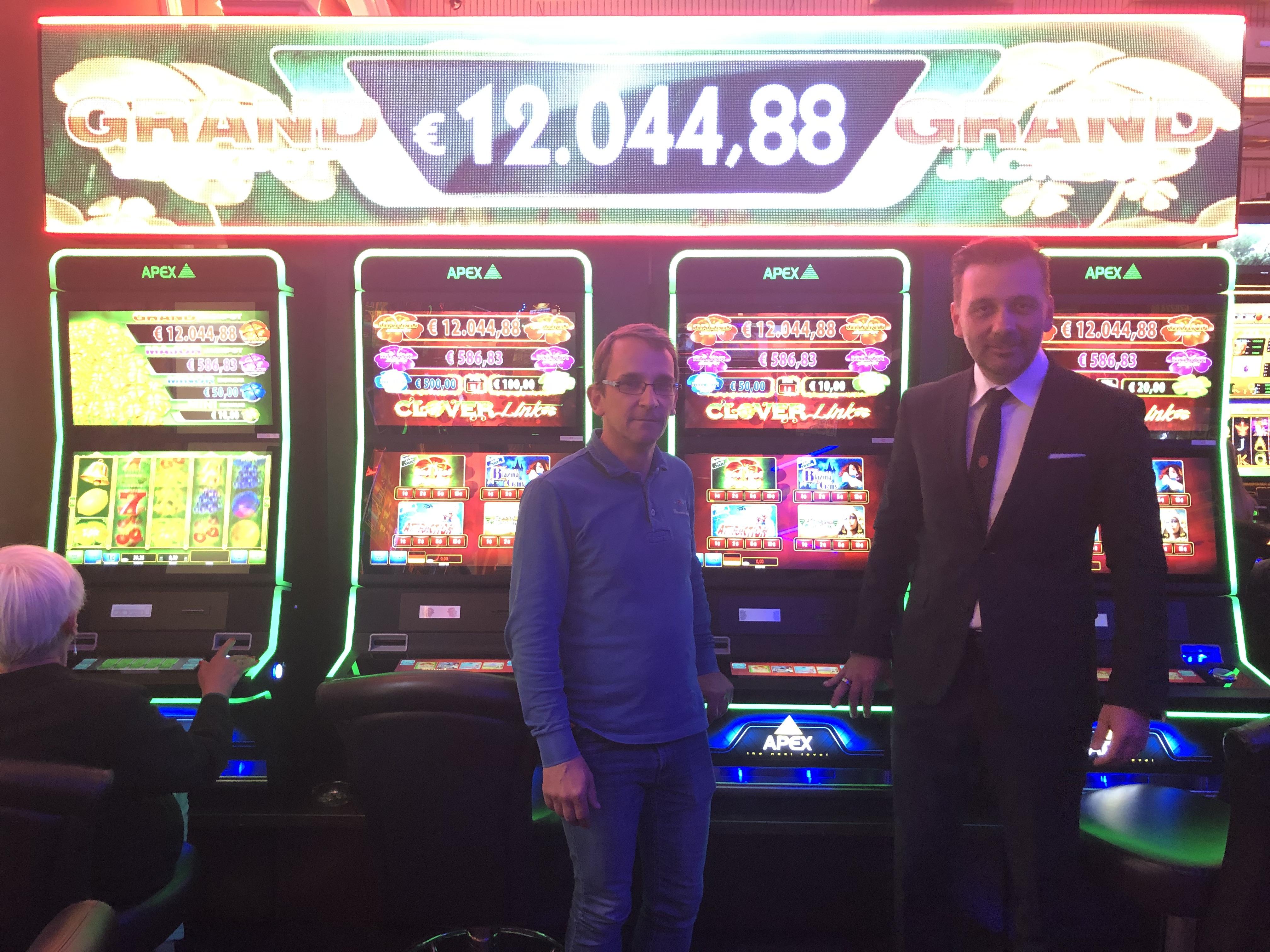 Casino News Clover Link In Historic German Casino