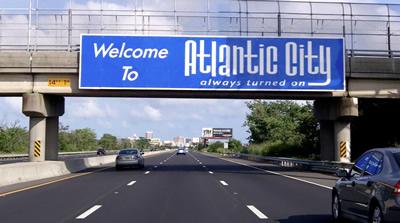 Atlantic city online gambling