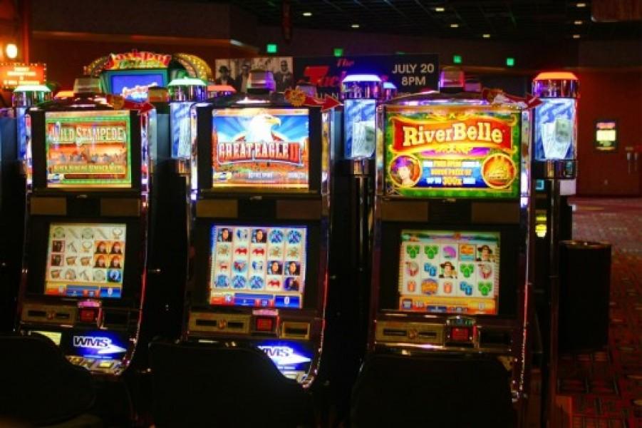 Tunica casino ruokailua