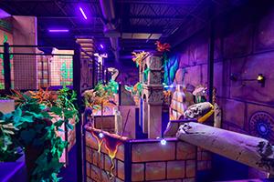 Creative Works installs Indiana Jones laser tag
