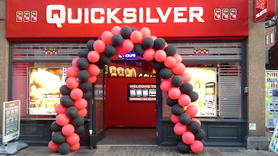 Quicksilver casino jobs