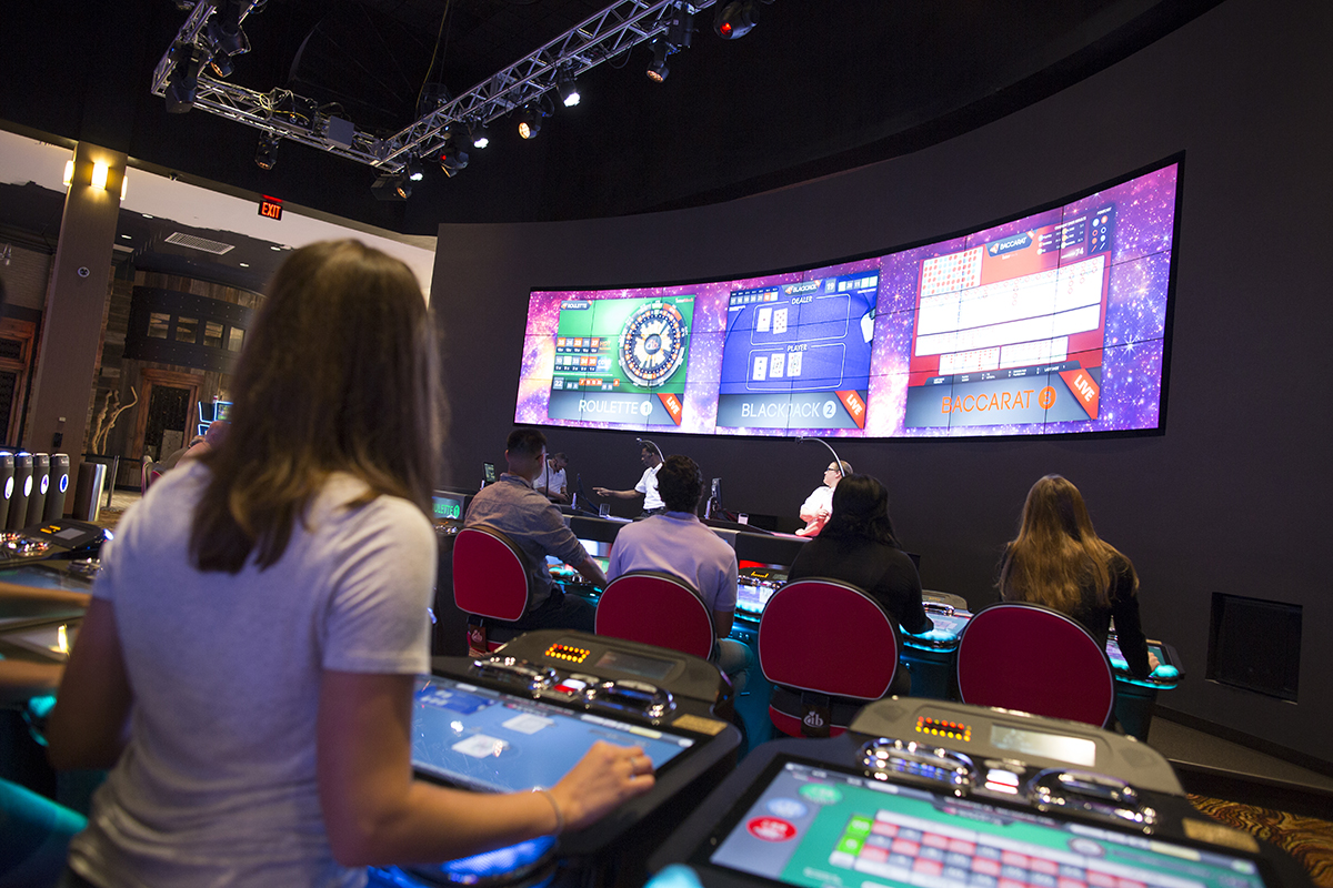 Foxwood gambling psychological interventions for gambling