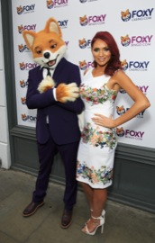 Foxy and TOWIE's Amy Childs