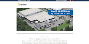 GeWeTe website