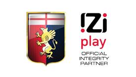 Genoa CFC and iziplay