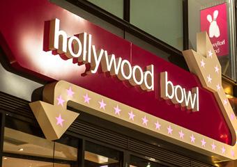 Hollywood Bowl profits up 7.9%