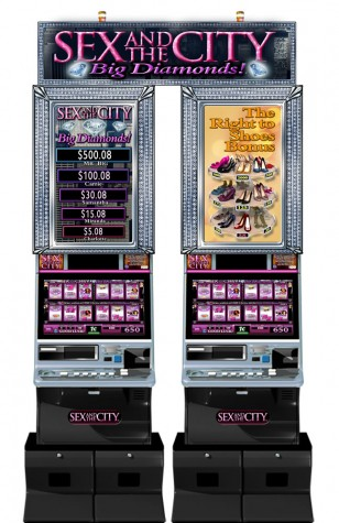 Sex and the city slot machine online in Melbourne