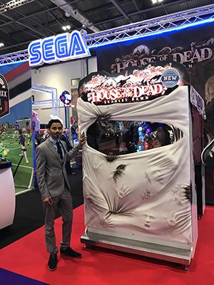 Nine new Sega games for Europe