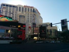 Planet Hollywood Resort in Las Vegas