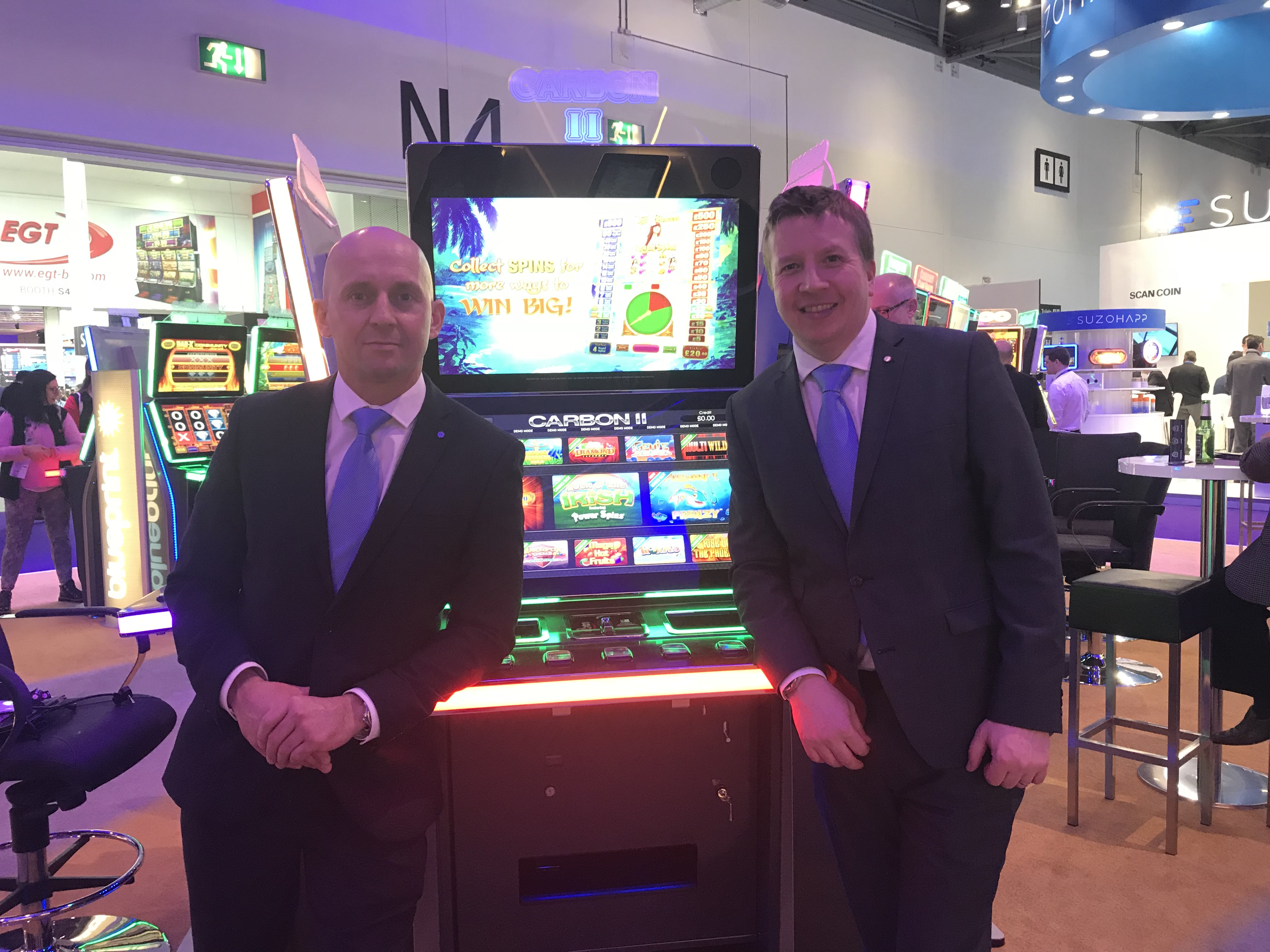 Coin op amusements news blueprint makes wright uk sales head due to expansion blueprint operations is has announced the appointment of gavin wright to the position of head of uk sales malvernweather Image collections