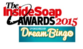 Inside Soap Awards 2015 sponsored by Dream Bingo