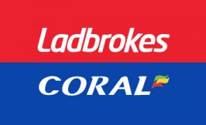 UK's Ladbrokes Coral sportsbook revenue up 40%