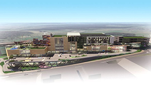 New shopping complex for Luxembourg