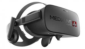 Medialive unveils VR roulette at ENADA