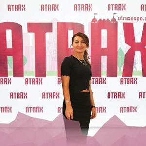 Atrax gets physical