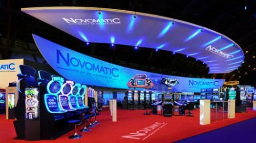 Novomatic Slots Online Casino