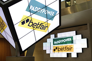Paddy Power Betfair revenue up 9%