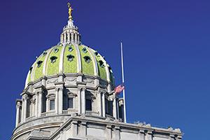 Pennsylvania State Capitol