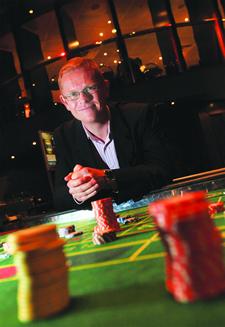 Richard Noble Aspers Casino