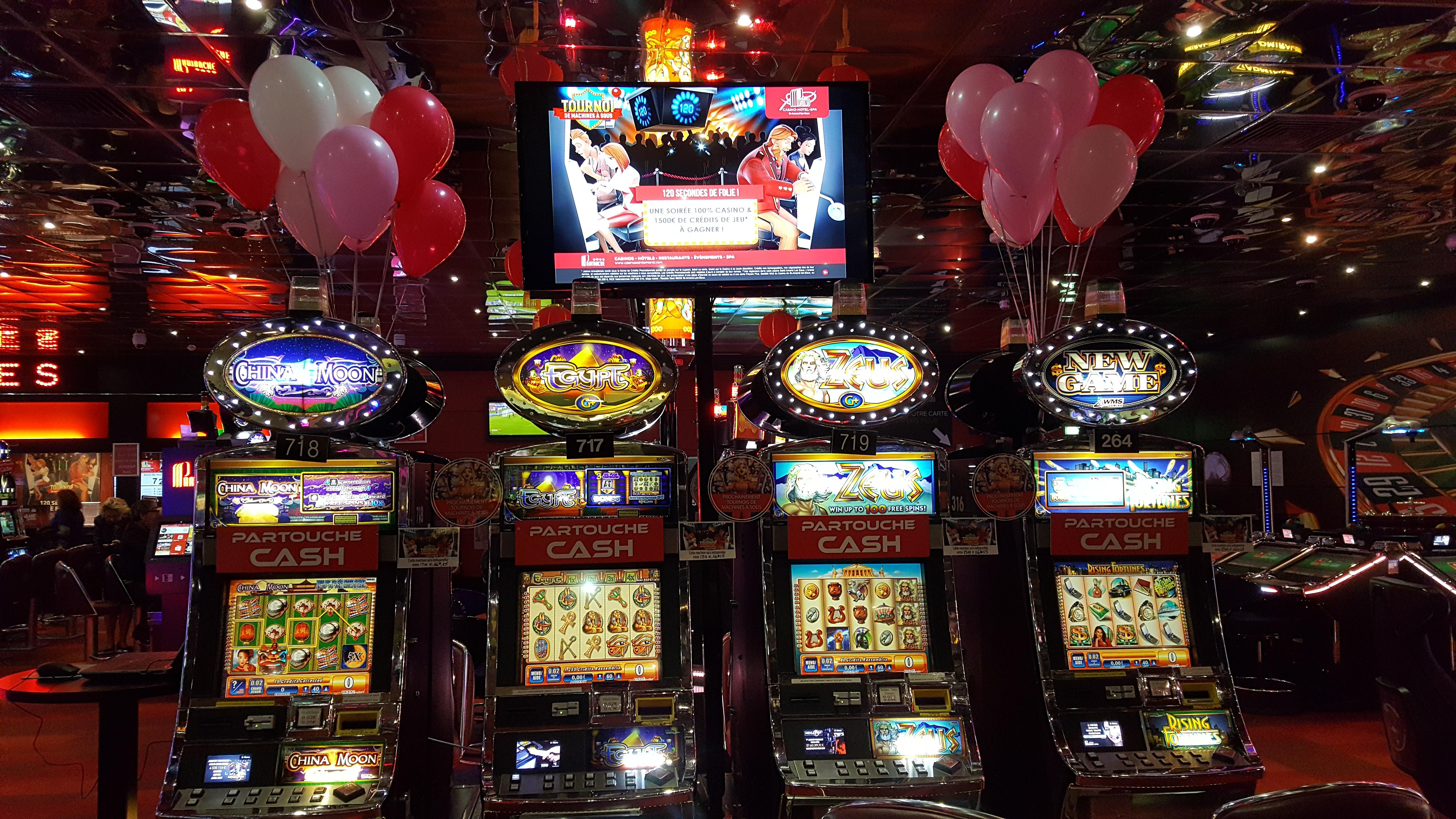 Все бесплатные виртуальные казино