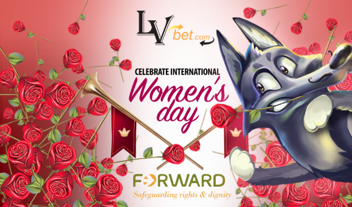 LVbet supports International Womens' Day