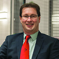 New IT group managing director Peter Dunlop