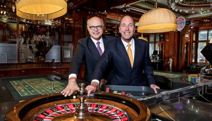 Labak on Casinos Austria board