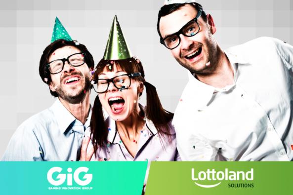 Lottoland gig for GIG