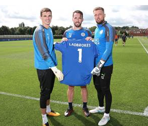 Ladbrokes betting deal for Foxes