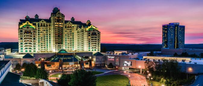 Largest Casino In North America