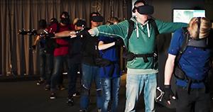 VR arcades for Stockholm and Santiago