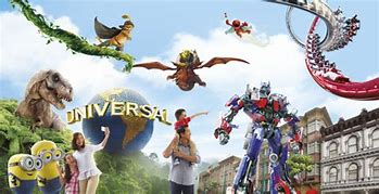 Singapore, Universal Attractions