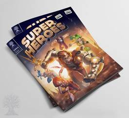 Super Heroes - Yggdrasil