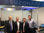 SuzoHapp impresses at Irish Gaming Show