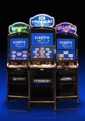 Coin op amusements news sceptre promotes digital intergame the campaign to bring digital gaming machines to british pubs is being led by sceptre leisure the major operator which this week launched three new malvernweather Images