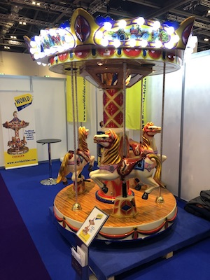 Coin-op amusements news | World of Rides returns with Falgas | InterGame