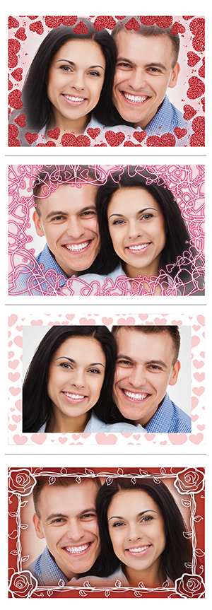 Valentine's a boost for photo booths