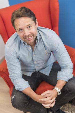 Hero Gaming's Tomas Bäckman