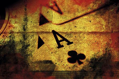 titan poker casino component common missing