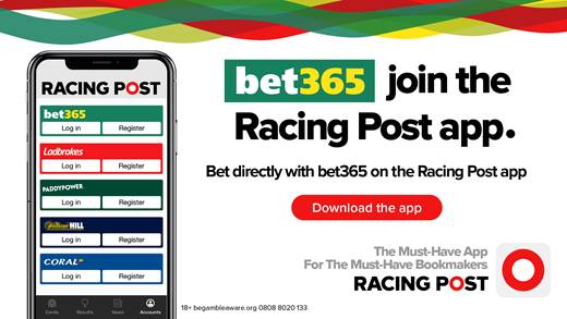 iGaming news | Bet365 joins Racing Post app