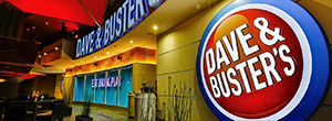 Dave and Buster's revenue up 9.2% for Q1