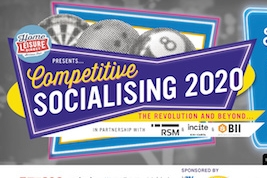 Competitive socialising 2020