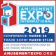 Amusement Expo International 2019